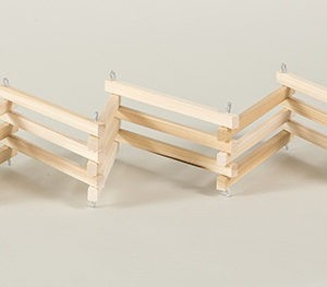 Wooden Folding Fence