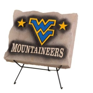 WV Mountaineers Stone