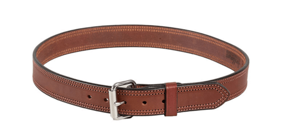 stitched heavy duty work belt