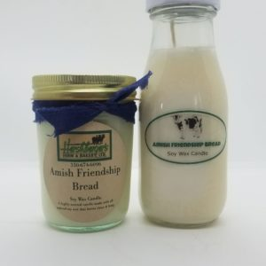 Amish Friendship Bread Soy Wax Candles