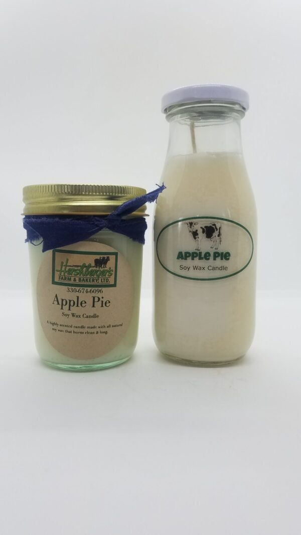 Apple Pie Soy Wax Candles