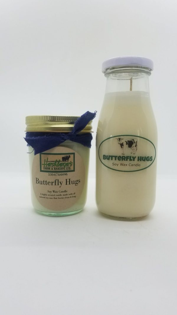 Butterfly Hugs Soy Wax Candles