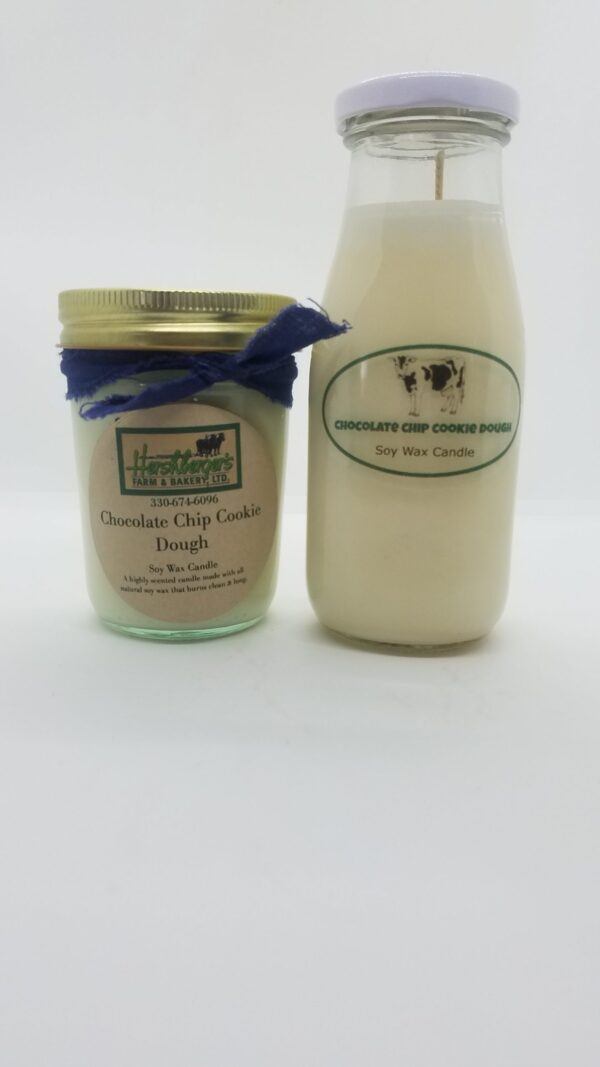 Chocolate Chip Cookie Dough Soy Wax Candles