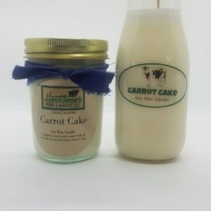 Carrot Cake Soy Wax Candles