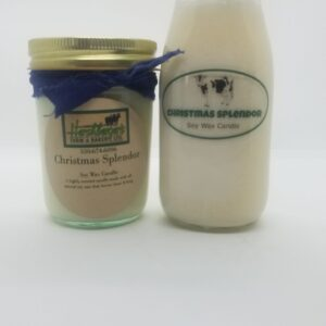 Christmas Splendor Soy Wax Candles