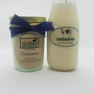 Cinnamon Soy Wax Candles
