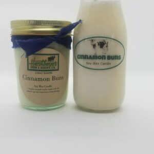 Cinnamon Buns Soy Wax Candles