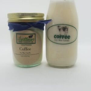 Coffee Soy Wax Candles