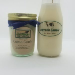 Cotton Candy Soy Wax Candles