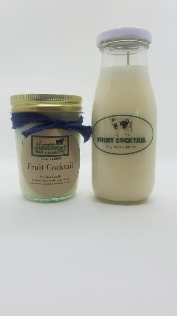 Fruit Cocktail Soy Wax Candles
