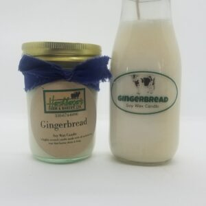 Gingerbread Soy Wax Candles