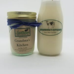 Grandma's Kitchen Soy Wax Candles