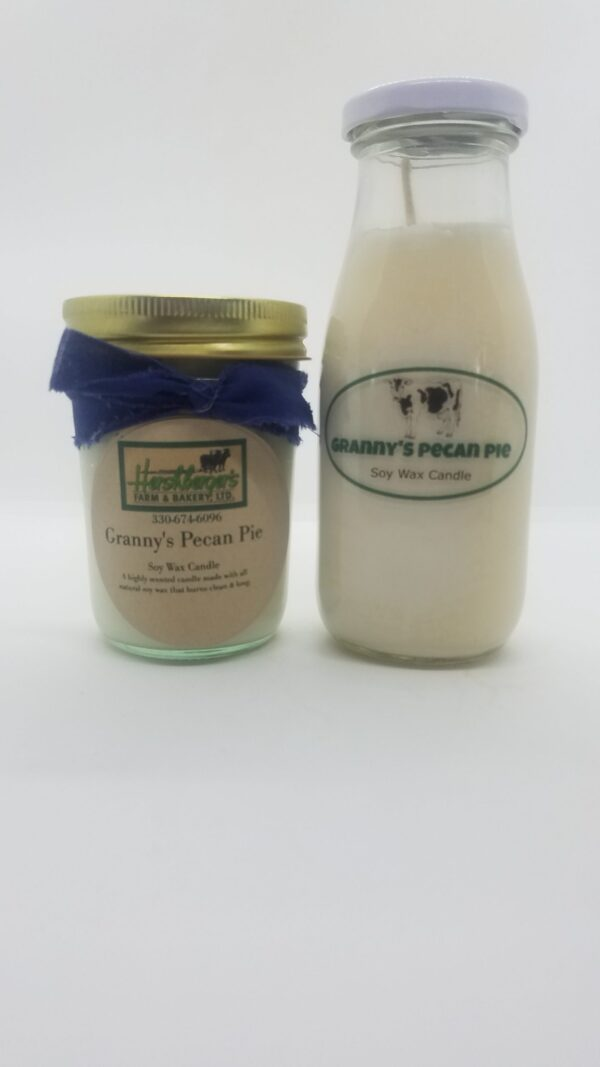Granny's Pecan Pie Soy Wax Candles