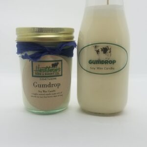 Gumdrop Soy Wax Candles