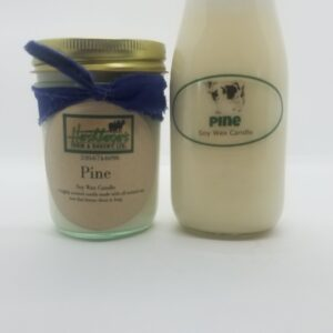 Pine Soy Wax Candles
