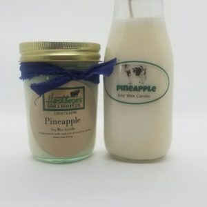 Pineapple Soy Wax Candles