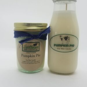 Pumpkin Pie Soy Wax Candles