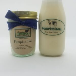 Pumpkin Roll Soy Wax Candles