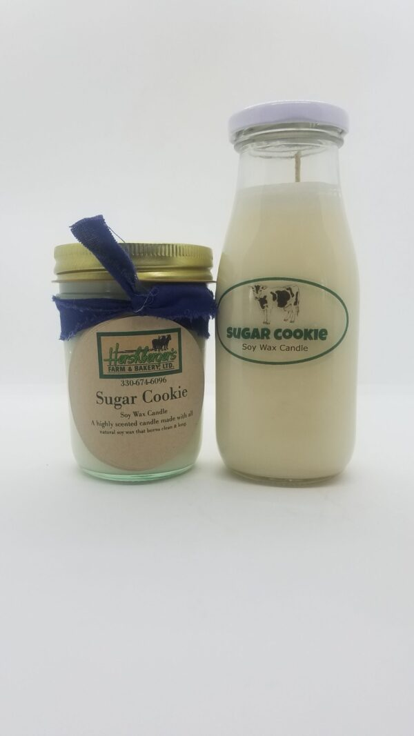 Sugar Cookie Soy Wax Candles