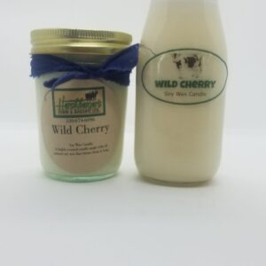 Wild Cherry Soy Wax Candles