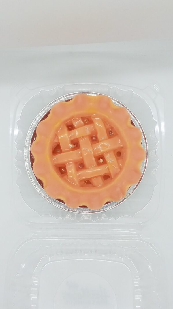 Apple Soy Wax Pie Candle